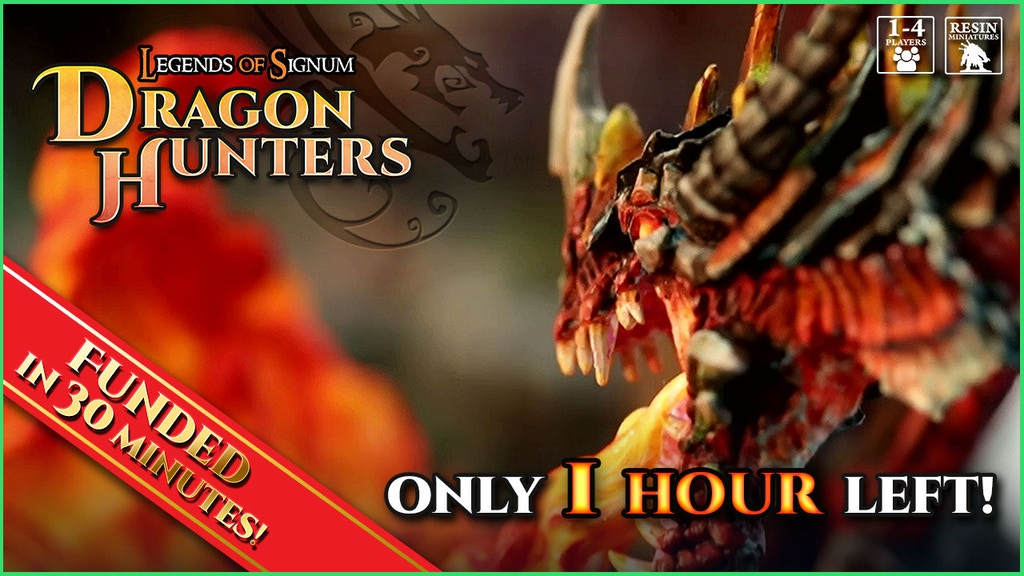 Dragon Hunters project video thumbnail