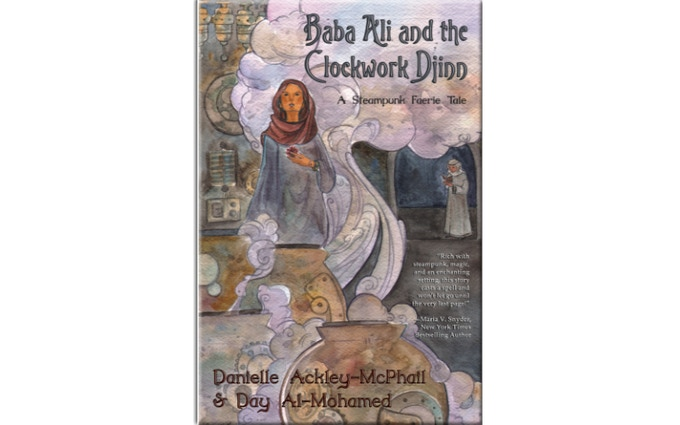 DISCOVER THE MAGIC OF BABA ALI AND THE CLOCKWORK DJINN