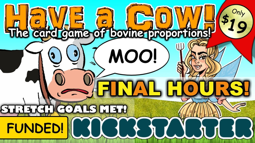 Have a Cow project video thumbnail