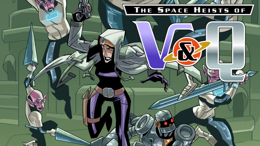The Space Heists of Vyvy and Qwerty #3 project video thumbnail