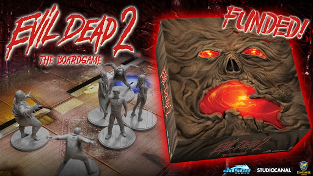 Evil Dead 2 The Board Game project video thumbnail