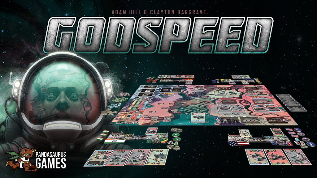 Godspeed project video thumbnail