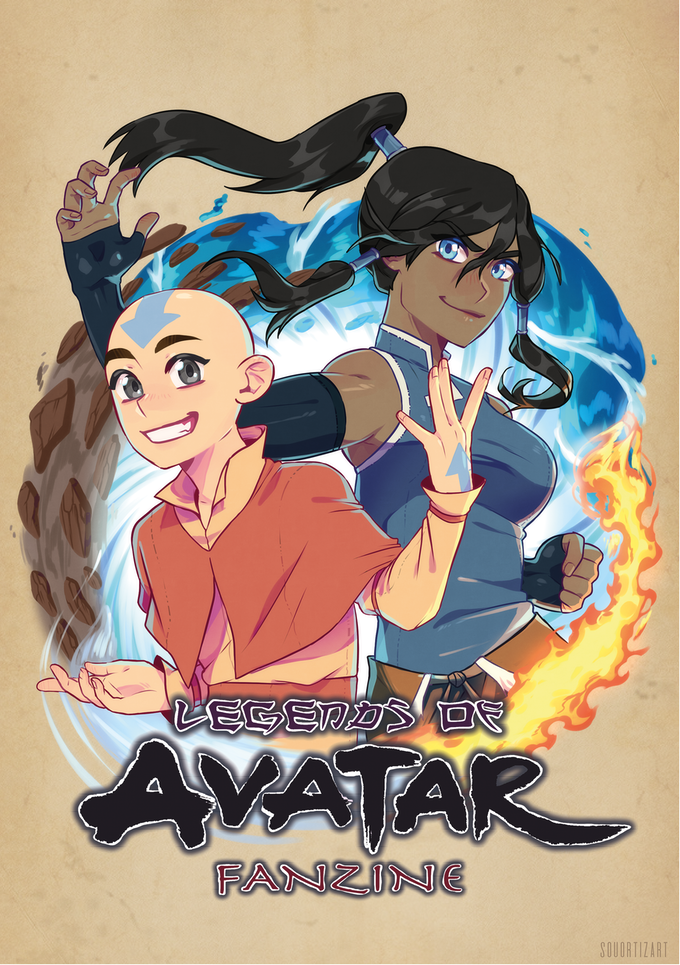 Legends of Avatar Fanzine