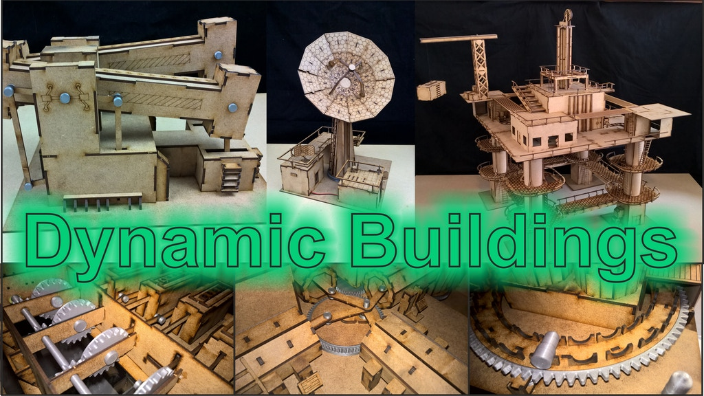 Dynamic wargame buildings project video thumbnail