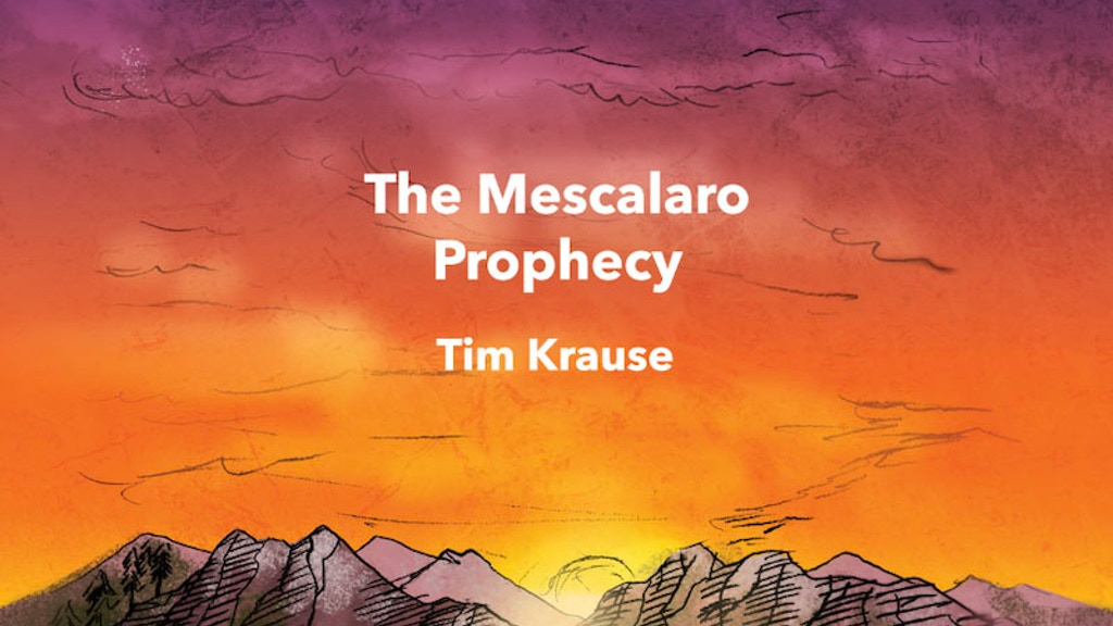 The Mescalaro Prophecy: Dungeons and Dragons Adventure (5E) project video thumbnail