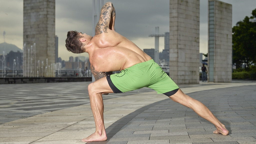 Brutal Buddha: Go Commando in these 3-in-1 yoga shorts project video thumbnail