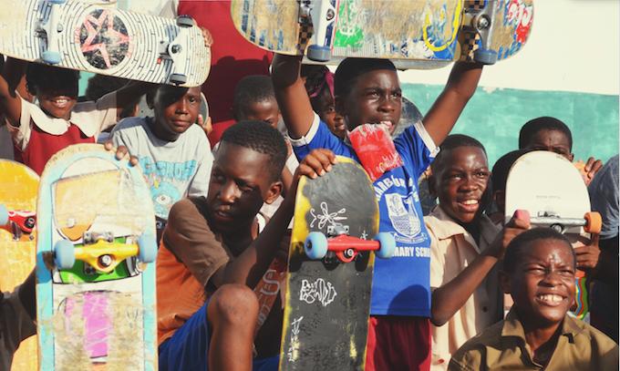 Freedom Skatepark Youth Centre, Jamaica