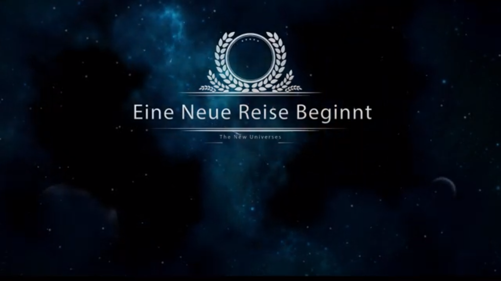 Project image for The New Universes ~ Eine Neue Reise Beginnt ~ Chapter 1