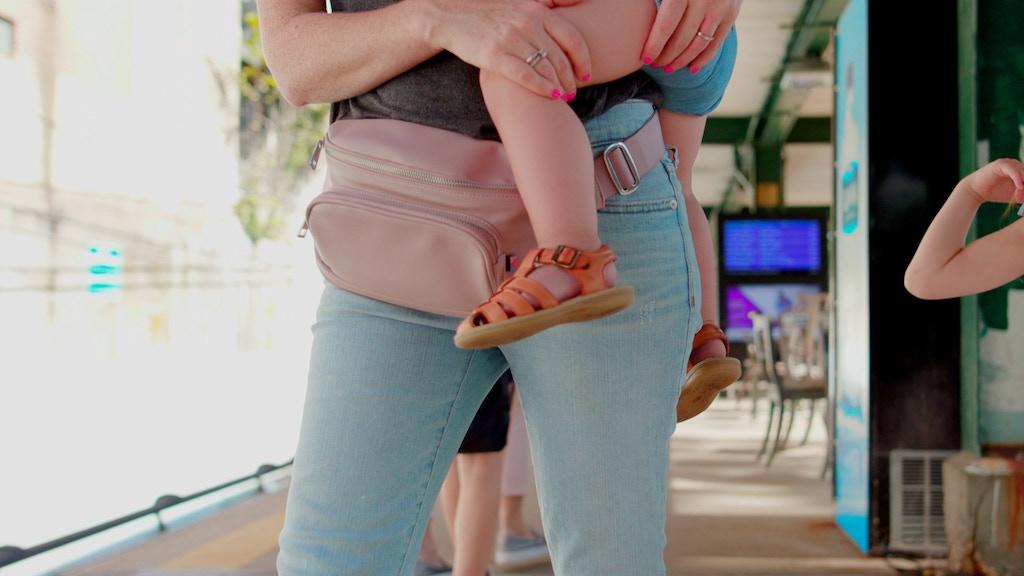 Kibou - The Deliberately Minimal Diaper Bag project video thumbnail