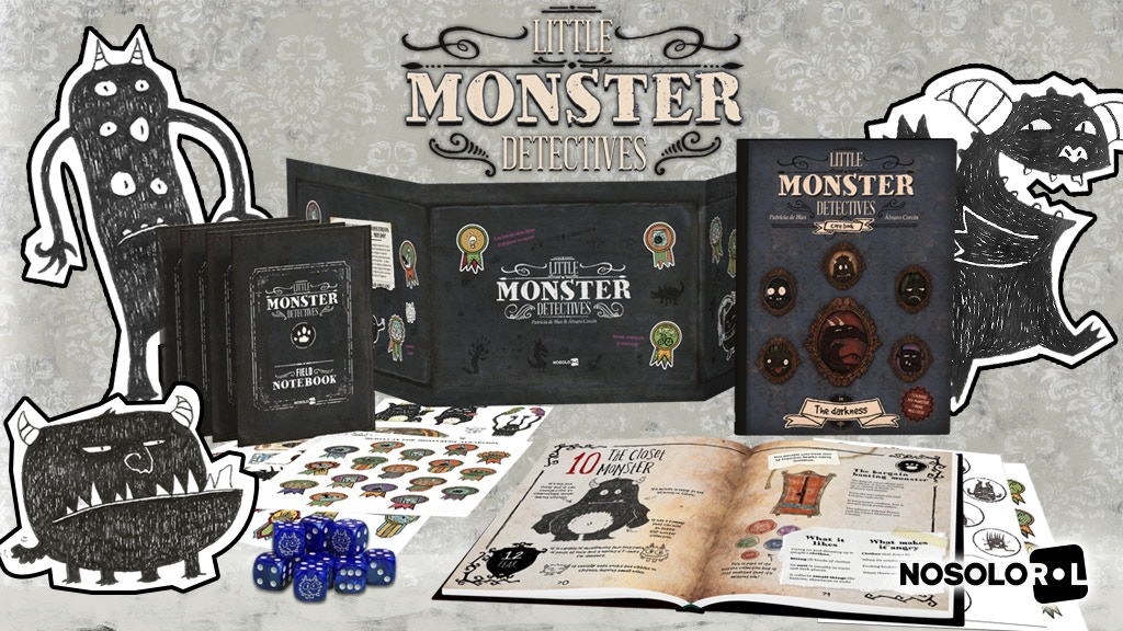 Update 13: Monster #13: The Alarm Clock Monster · Little Monster Detectives