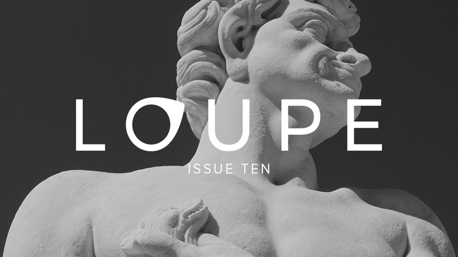 Supporting the creation of Issue 10 of Loupe magazine, a photography magazine dedicated to contemporary talent.