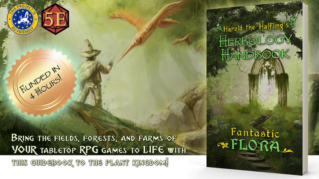 Harold the Halfling's Herbology Handbook: Fantastic Flora project video thumbnail