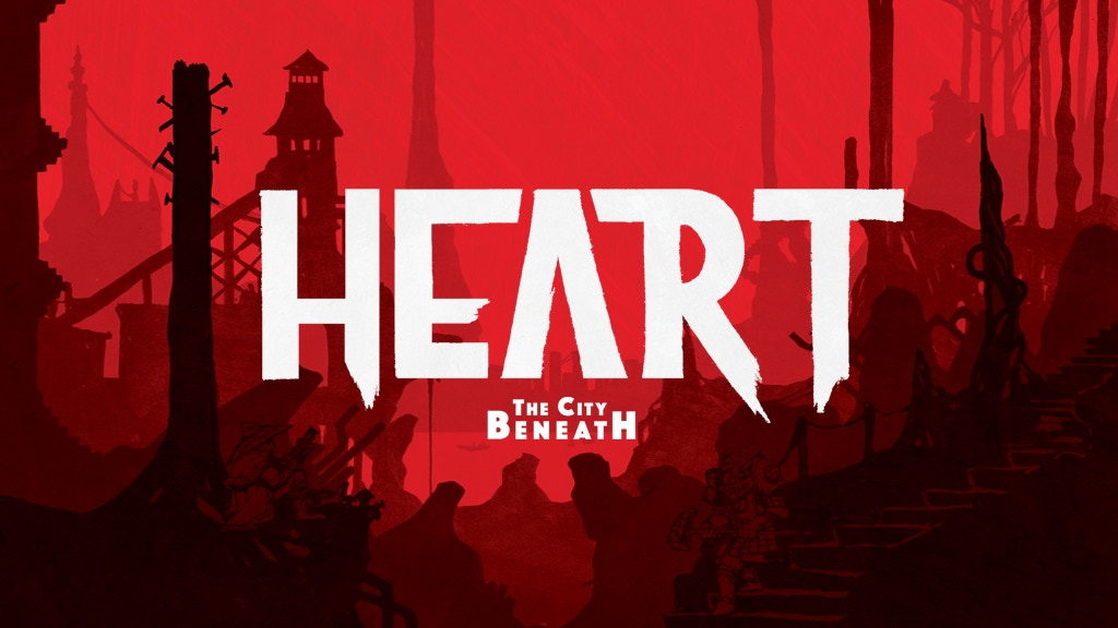 Heart: The City Beneath RPG project video thumbnail