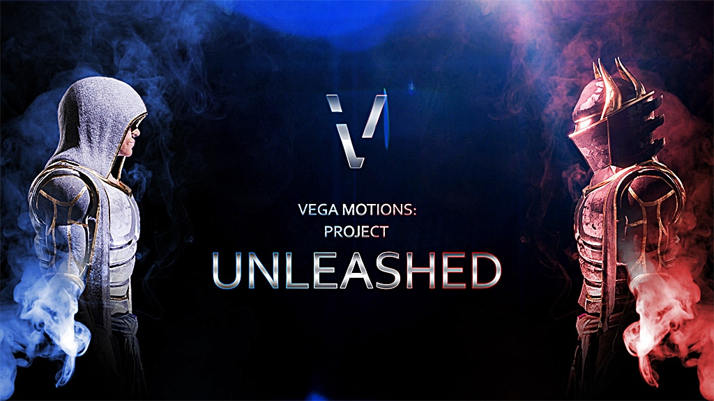 Project image for Vega Motions: Project Unleashed