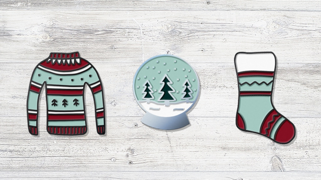 Project image for Winter Wonderland: Collection of Scandinavian Inspired Pins