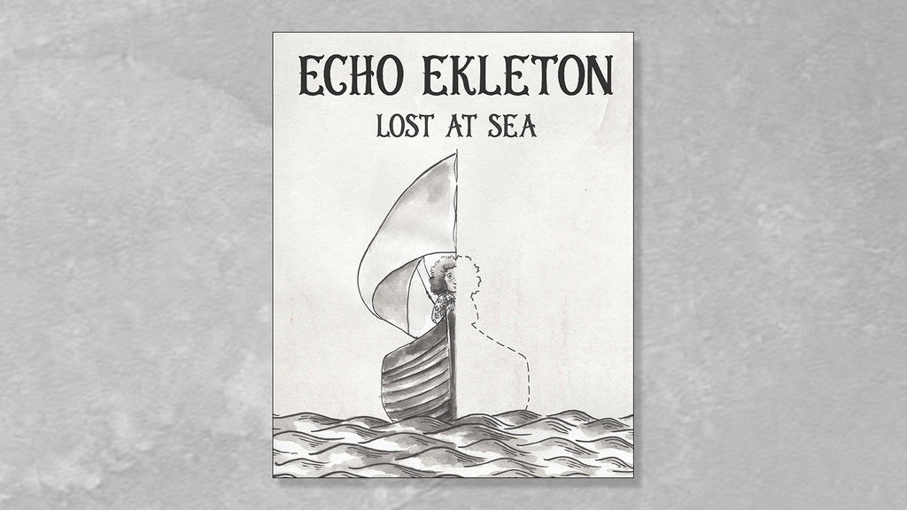 Echo Ekleton, Lost at Sea, a children's book project video thumbnail