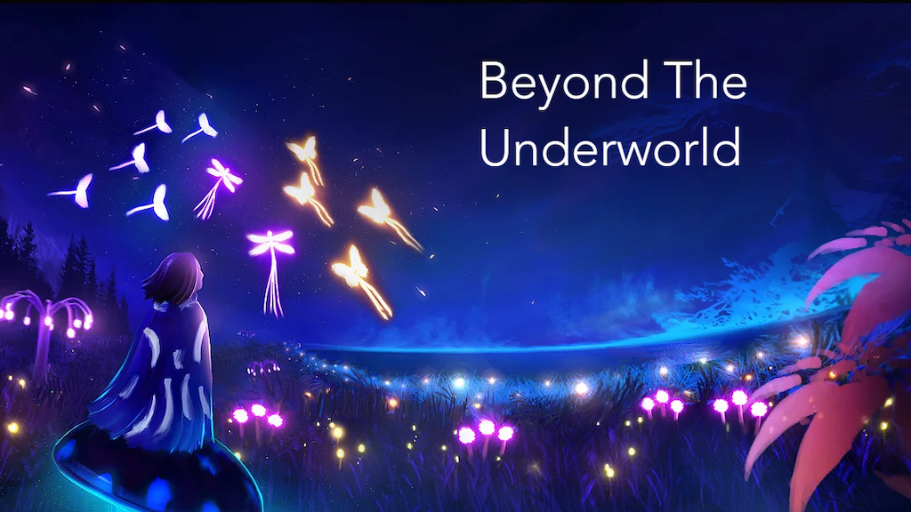 Beyond The Underworld - A Surreal Journey style game project video thumbnail
