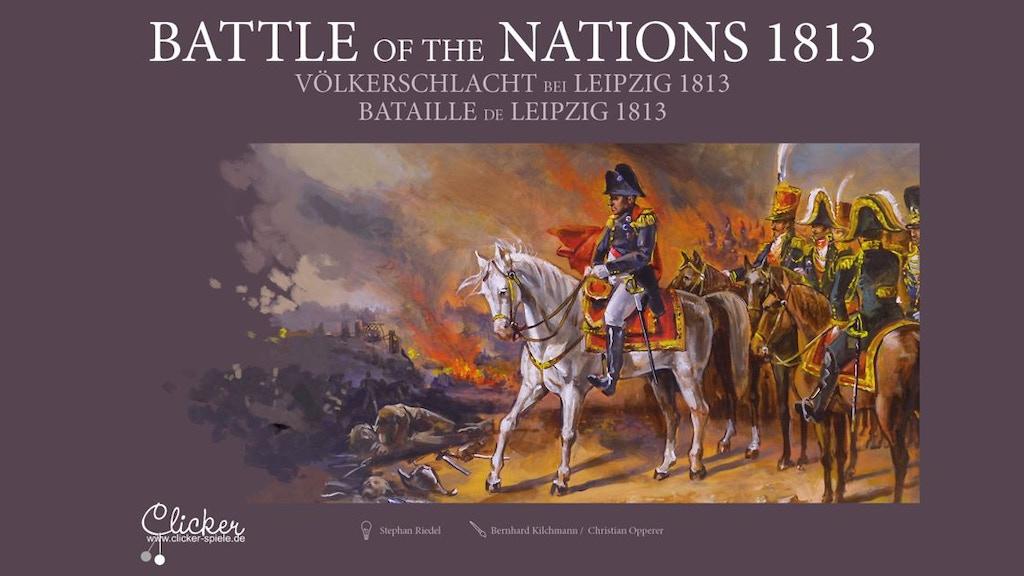 Battle of the Nations 1813 / Völkerschlacht 1813 project video thumbnail