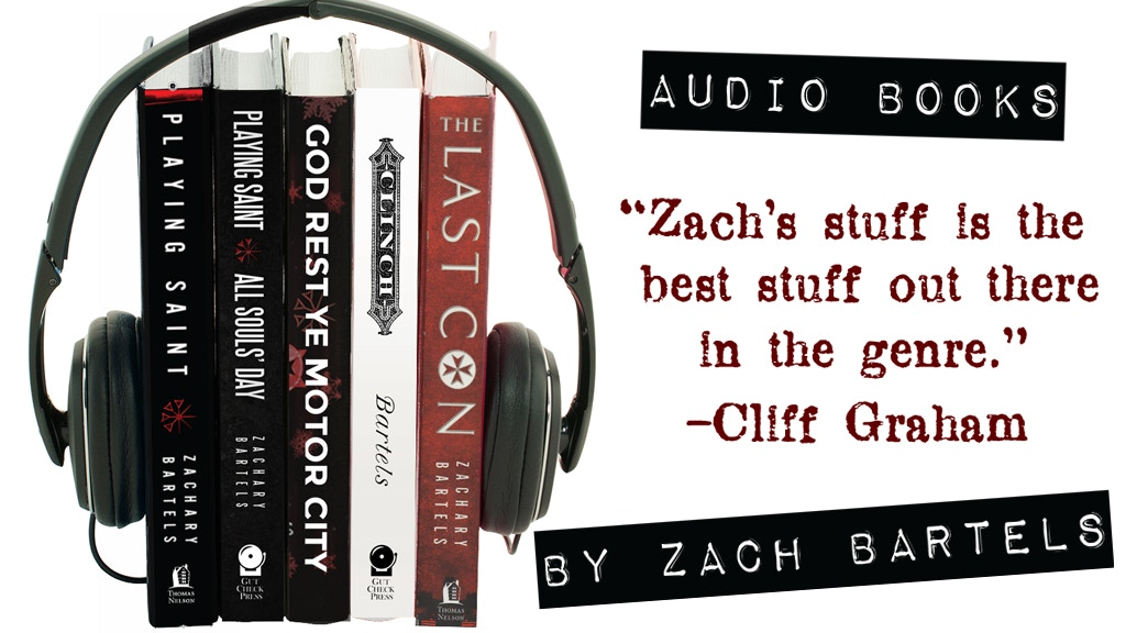 Zachary Bartels Audio Books