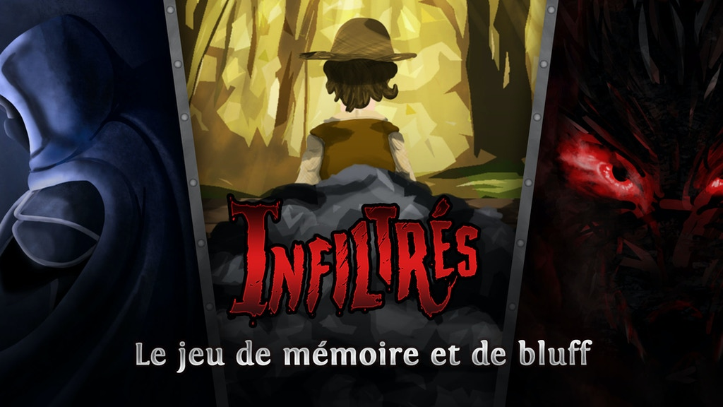 Infiltrés - Projet CarTylion's Party Game project video thumbnail