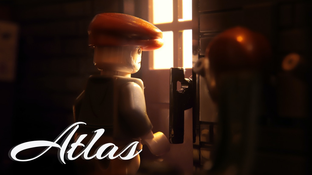 Atlas - Lego Brickfilming at It's Finest 2.0 project video thumbnail