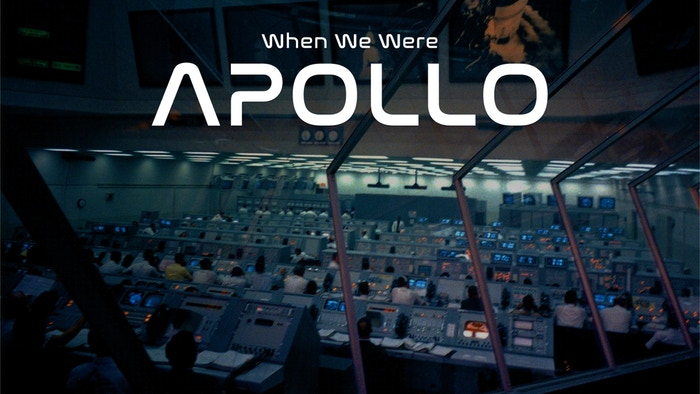 A feature documentary on Apollo from several of the 400,000 people who worked behind-the-scenes to get us to the moon and back. Now available at whenwewereapollo.com