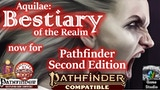 Aquilae: Bestiary of the Realm for Pathfinder Second Edition thumbnail