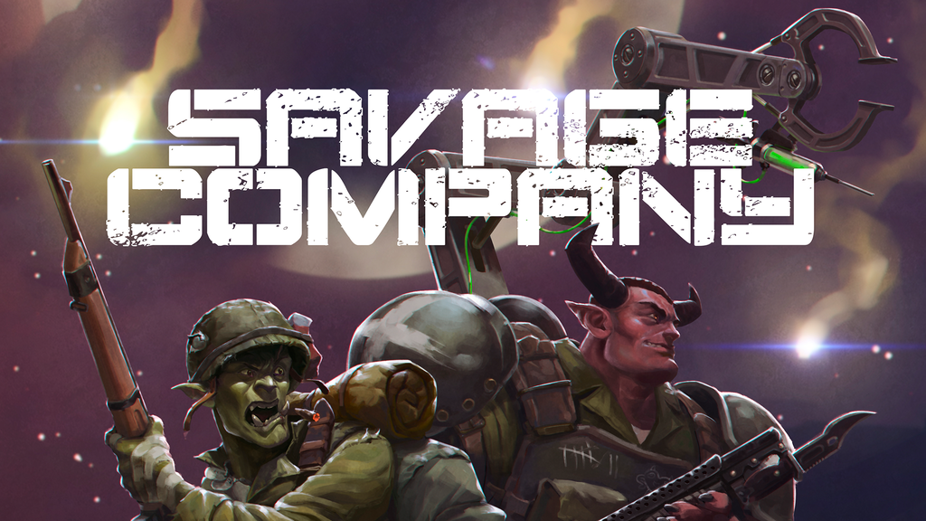 Savage Company campaign setting for Pathfinder and 5e project video thumbnail
