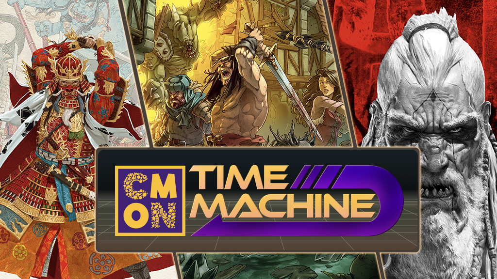 CMON Time Machine project video thumbnail