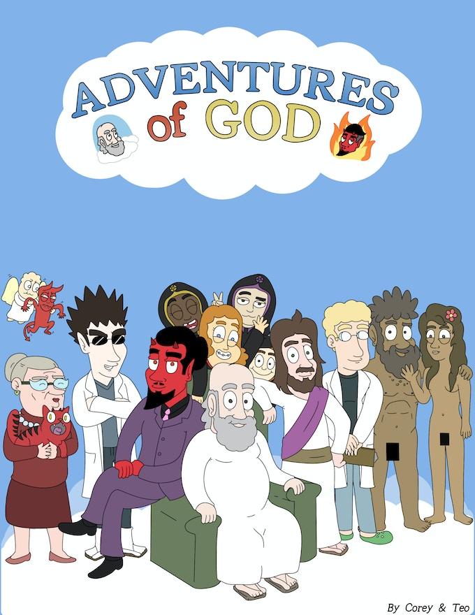 Adventures of God Volume 1