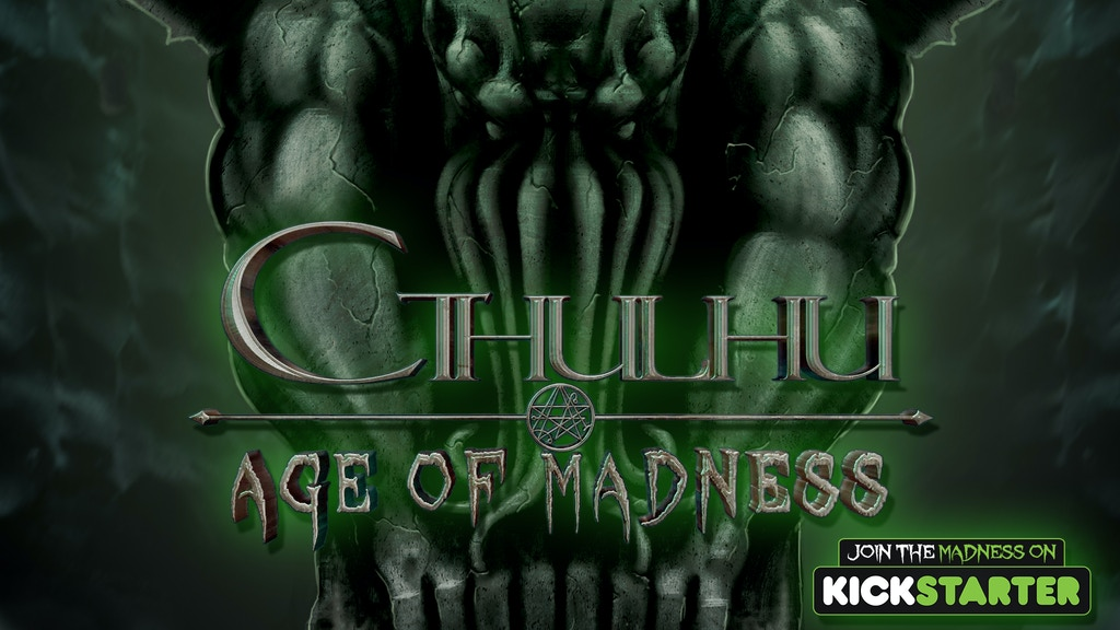 Project image for Cthulhu: Age of Madness Card Game