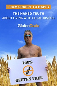 Got celiac disease? This mobile app is to for YOU.