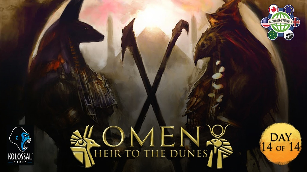 Omen: Heir to the Dunes project video thumbnail