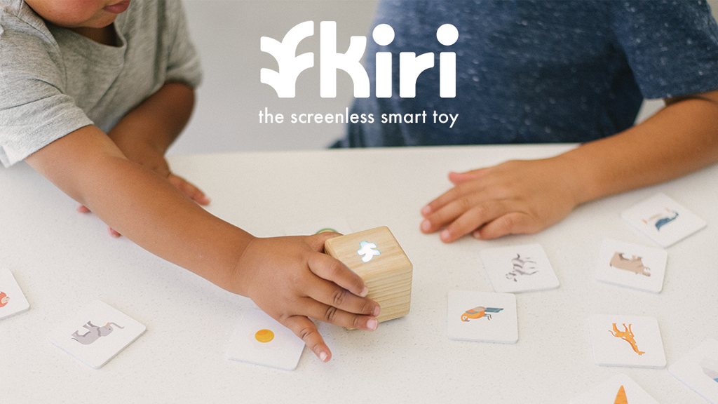Kiri - Screenless smart toy for languages, STEM and more