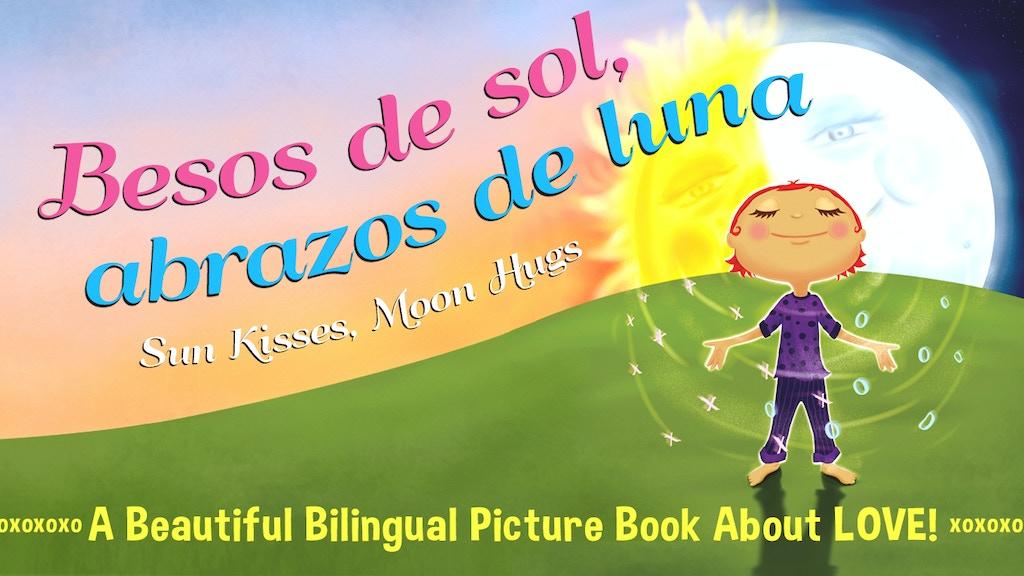 """""""Besos de sol, abrazos de luna""""/ Sun Kisses, Moon Hugs project video thumbnail"""