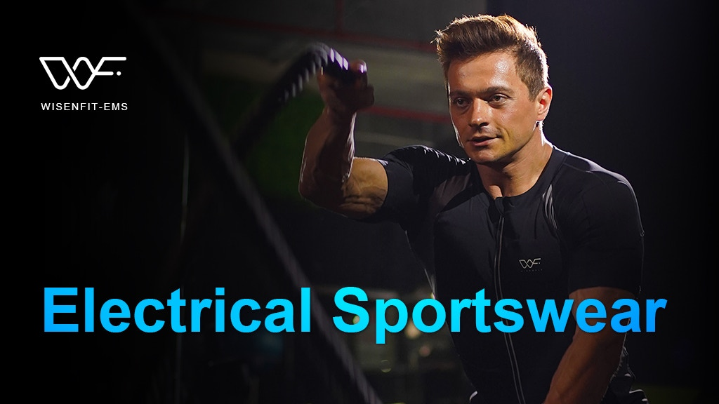 Wisenfit: New Generation Phone-Powered Electrical Sportswear project video thumbnail