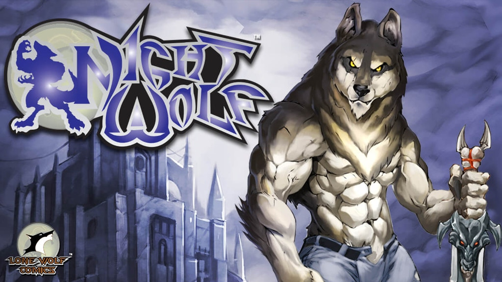 Night Wolf #1-3: Urban Fantasy Werewolf Coming of Age Drama