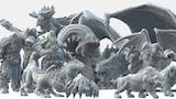 Bestiary Vol #2 - 3D Printable Models thumbnail
