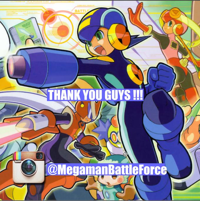 Megaman Battle Network Enamel Pins