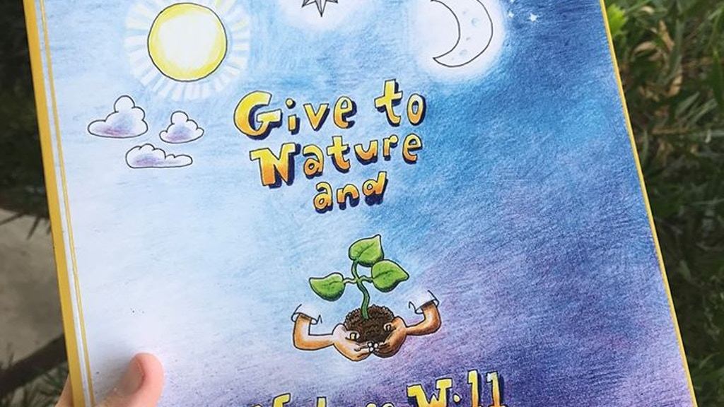 """""""Give To Nature and Nature Will Give to You"""" project video thumbnail"""