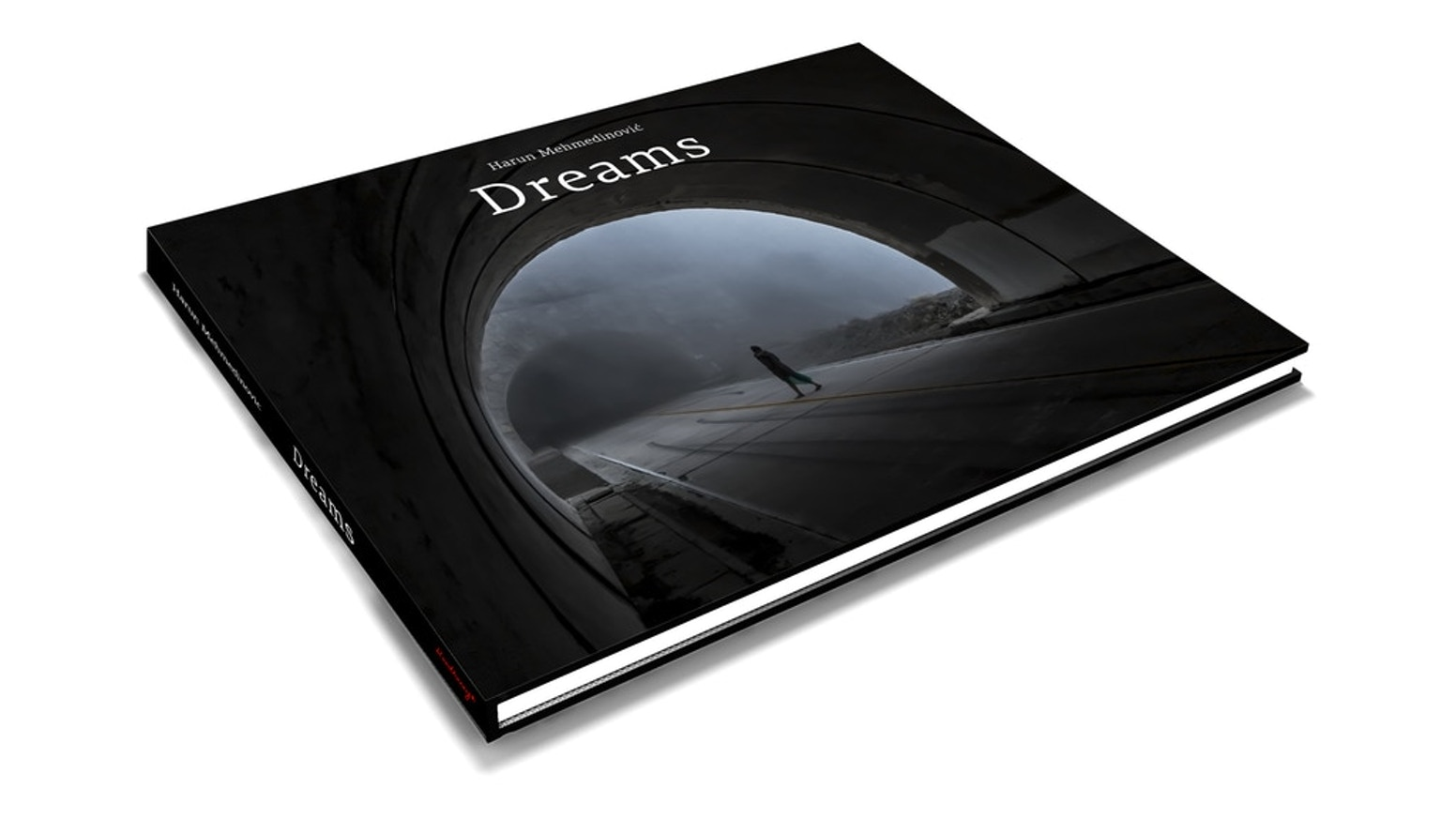 A coffee table book of photographs and stories of people who dreamt of an adventure and escaped their daily lives.