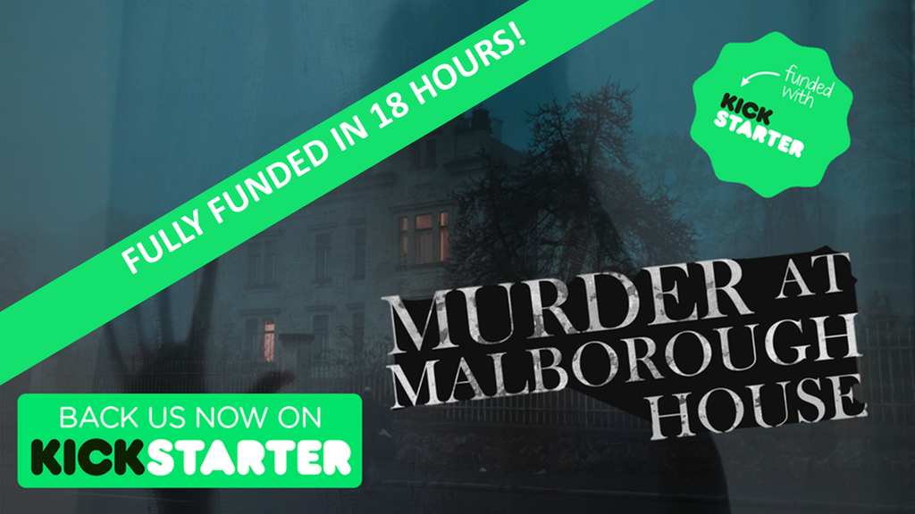 The Murder at Malborough House project video thumbnail