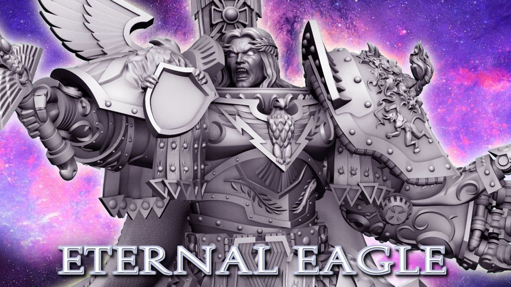 Project image for Eternal Eagle - Ultimate Collectors Series