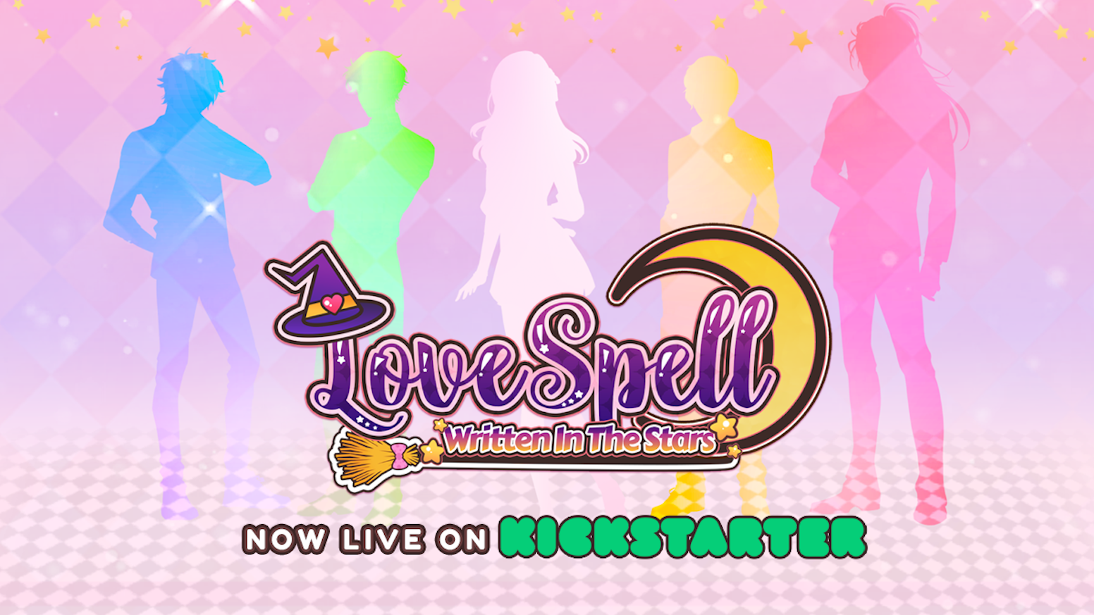 A romance visual novel/otome game about spells, adventures, penguins and the greatest magic of all: true love!