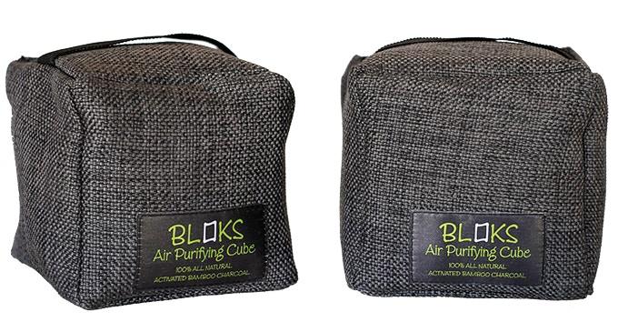 BLOKS Air Purifying Bamboo Charcoal Cubes