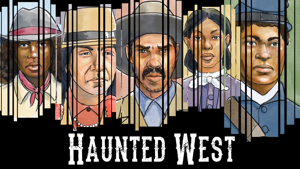 Update 17: CAN'T STOP, WON'T STOP! New town! New digital scenario! Less than $1,000 away from more magick! · Haunted West, a Historical Weird West RPG Corebook