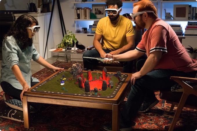 Tilt Five: Holographic Tabletop Gaming