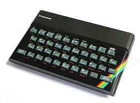 Z80 retrocomputer.