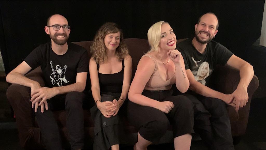 Elizabeth Moen's new album project video thumbnail