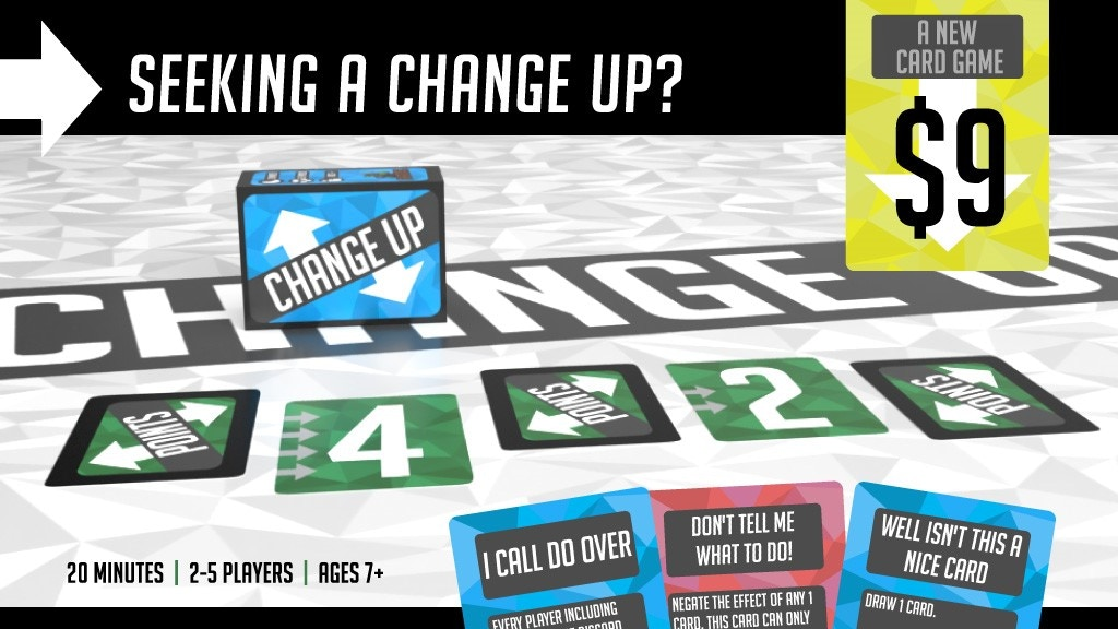 Change Up project video thumbnail